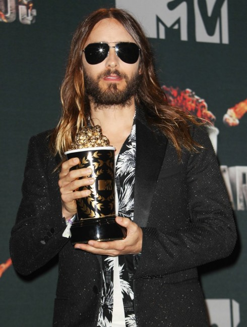 Jared Leto nhận giải Chuyển cảnh xuất sắc