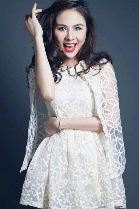 Nữ diễn viên Vân Trang là đại sứ LHP Việt Nam đầu tiên tại Hàn Quốc