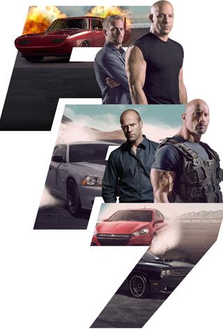 Fast & Furious 7 thông báo thời gian phát hành