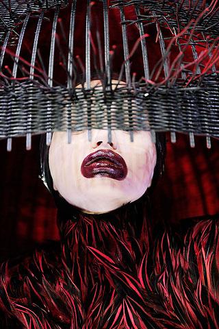 Givenchy Couture Thu Đông 2009