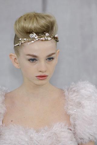 Chanel Couture Xuân Hè 2008