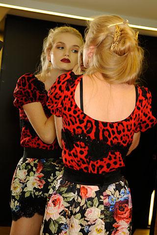Dolce & Gabbana Xuân Hè 2010