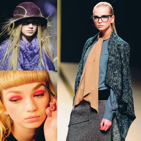 Diana Farkhullina luôn nổi bật với mọi phong cách.