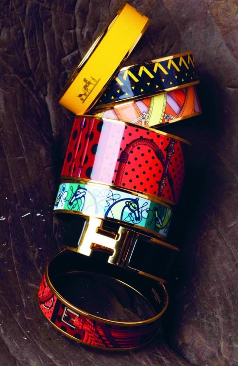 Vòng tay Hermès