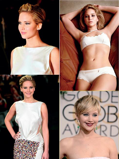 Jennifer Lawrence có một quyết định đúng đắn khi đổi sang kiểu tóc pixie cá tính