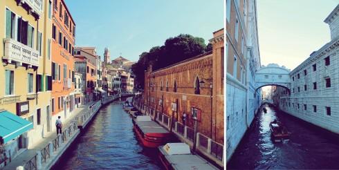 """Di chuyển tại Venice chỉ có 2 cách là bằng waterbus hoặc đi bộ, cũng nhờ vậy mà bạn có thể từ từ lặng ngắm vẻ đẹp của """"nữ hoàng biển Adriatic"""" và tận hưởng những khoảnh khắc khó quên nhất trong đời. Tới đây, bạn có thể bỏ lại những tờ lịch trình, và dấn thân vào một cuộc phiêu lưu"""