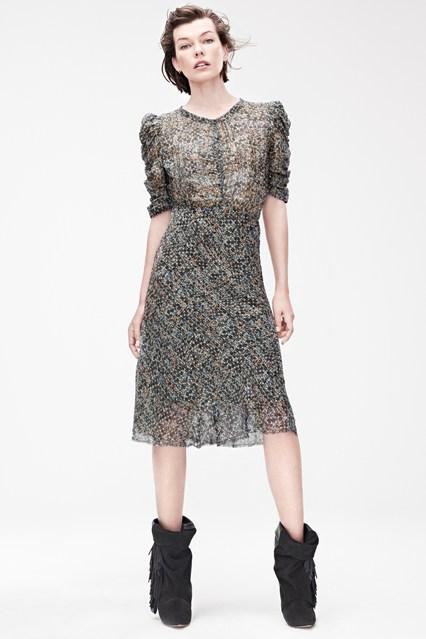 Bộ sưu tập H&M 2013 với nhà thiết kế Isabel Marant