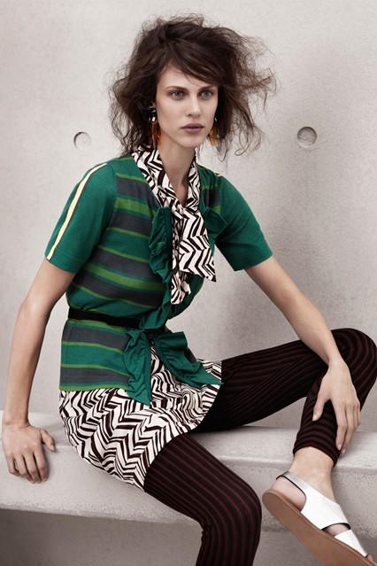 Bộ sưu tập H&M 2012 với Marni