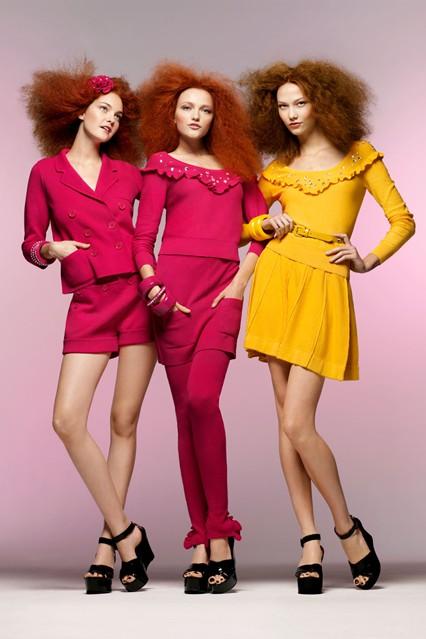 Bộ sưu tập H&M 2010 với nhà thiết kế Sonia Rykiel