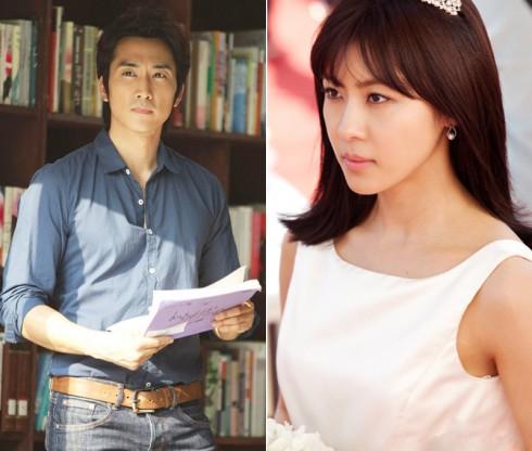 2 diễn viên Song Seung Hun và Ha Ji Won đã bày tỏ sự đồng cảm của mình