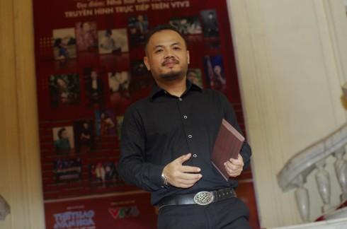 Ca sĩ Trần Lập trên thảm đỏ sự kiện