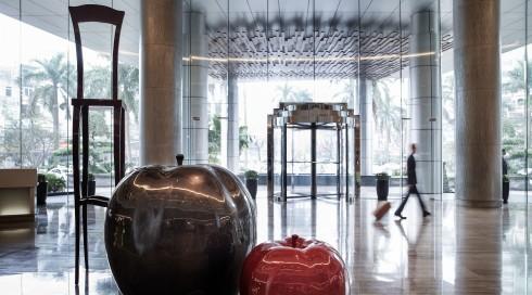 Pullman Hanoi Lobby