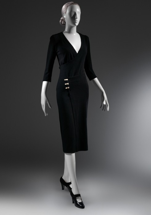 14CharlesJamesTaxiDress1932