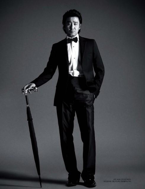 3. Ryu Seung Ryong (64.35 triệu khán giả). Không còn gì nghi ngờ,