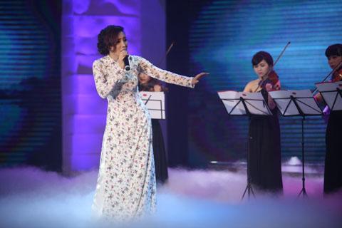 """Hồ Quỳnh Hương với ca khúc """"Lên Ngàn"""" lần đầu tiên phối bằng cello"""