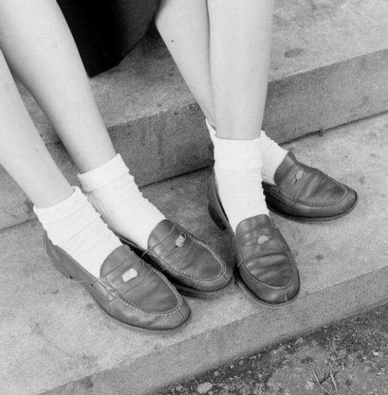 Ellewiki: Giày Loafers - từ nông trại đến runway
