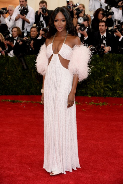 Siêu mẫu Naomi Campbell