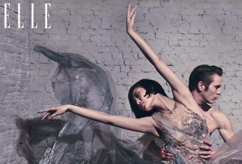 Đầm Yiqing Yin couture