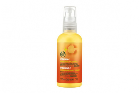 Xịt khoáng dưỡng da Vitamin C The Body Shop