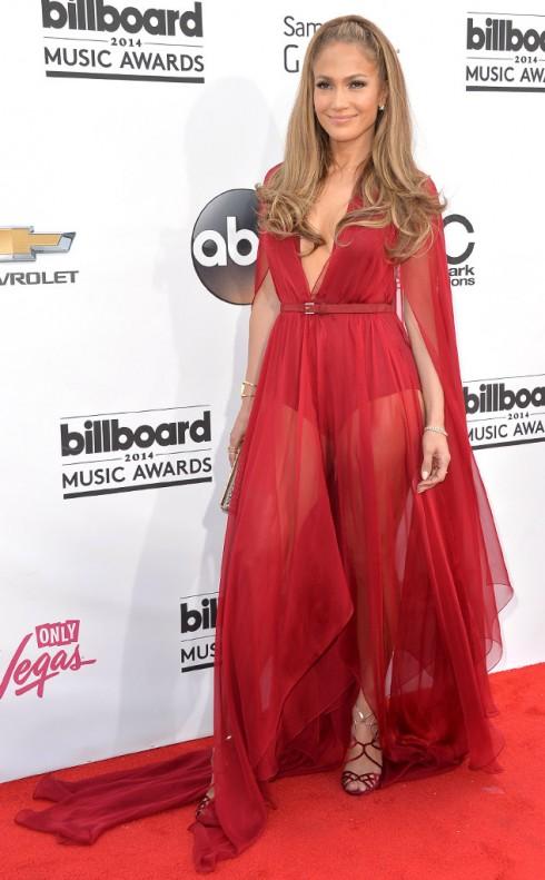 Chiếc đầm dạ hội được bầu chọn là Best dress của Billboard Music Awards năm nay.