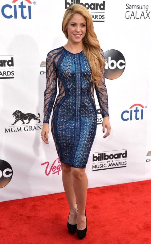 Shakira vẫn là một trong những ca sĩ Latin quyến rũ nhất thế giới.