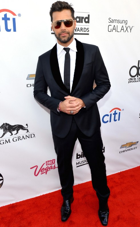 Ca sĩ Ricky Martin