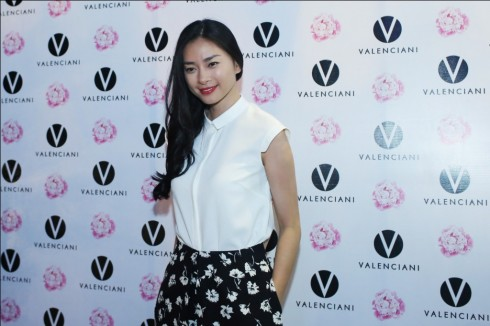 Người đẹp Ngô Thanh Vân là một trong những khách hàng thân thiết