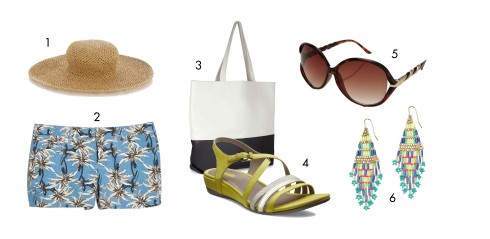 1.Warehouse 2.Mango 3.Ecco 4.Ecco 5.Oasis 6.Accessorize