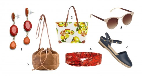 1.Mango 2.Mango 3.Banana Republic 4.Coast 5.Warehouse 6.Charles & Keith