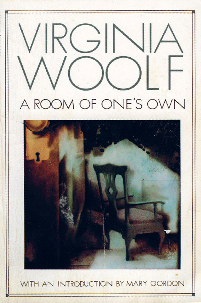"a creative response to virginia woolfs a room of ones own Virginia woolf's ""a room of one's own"" which aspect of virginia woolf's background is useful in determining her how does a room of ones own compare."