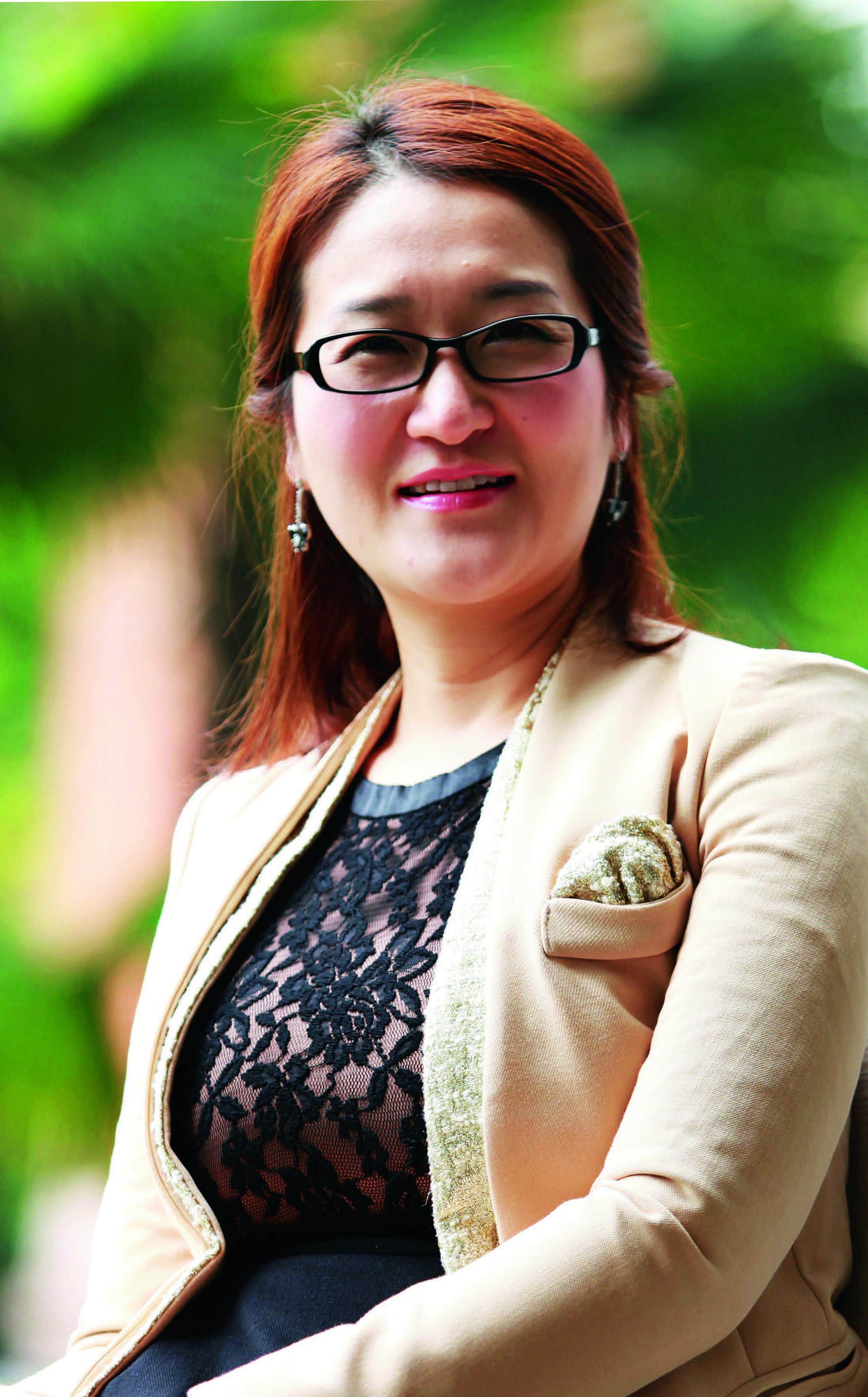 Kate Park – Cô gái người Hàn Quốc mê Việt Nam