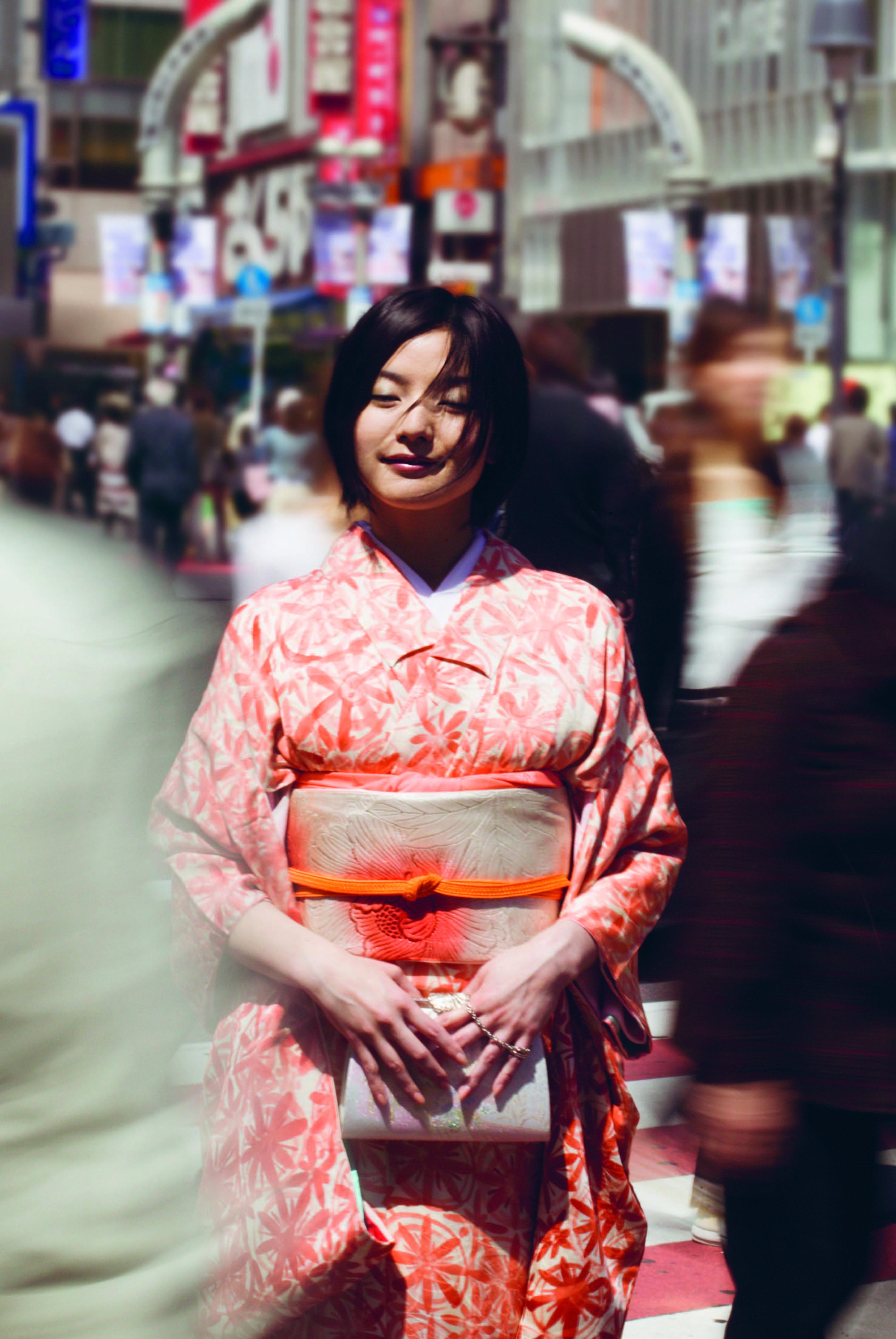 Người Nhật, tôi đã gặp, và cảm mến