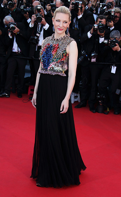 Cate Blanchett trong thiết kế Givenchy