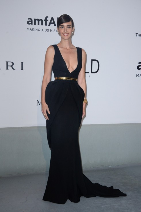 Paz vega trong thiết kế Fitriani Couture