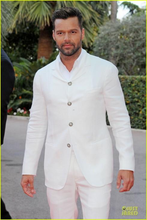 Ricky Martin nhận giải Huyền thoại nhạc Latin