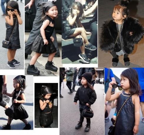 5. Alia Wang<br/>Cô bé 4 tuổi này không ai khách chính là cháu ruột của nhà thiết kế Alexander Wang.