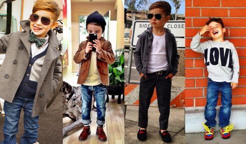 1. Alonso Monteo (Mexico)<br/>Alonso Monteo đang được xem là cậu bé thời trang nhất thế giới! Mẹ từng là stylist cho nhiều tạp chí thời trang quốc tế, từ lúc mới 3,4 tuổi Alonso đã được mẹ định hướng ăn mặc rất sành điệu.