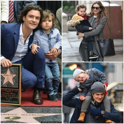 7. Flynn Christopher Blanchard Copeland Bloom<br/>Con của cặp vợ chồng nổi tiếng nay đã