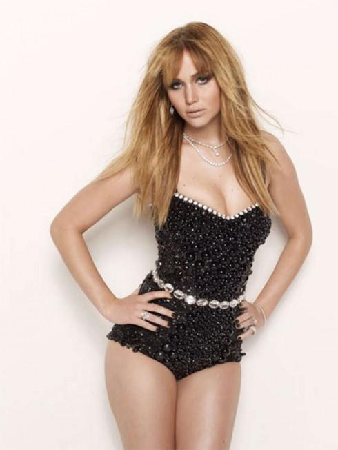 5. Diễn viên Jennifer Lawrence