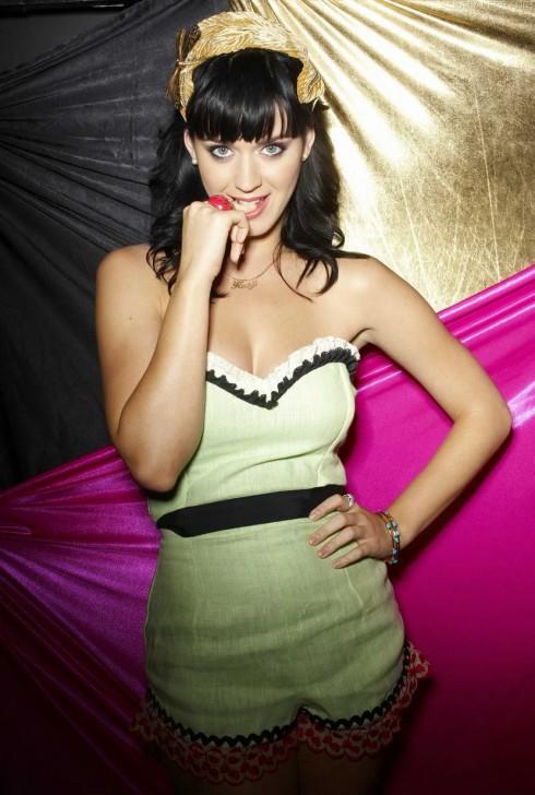 3. Ca sĩ Katy Perry
