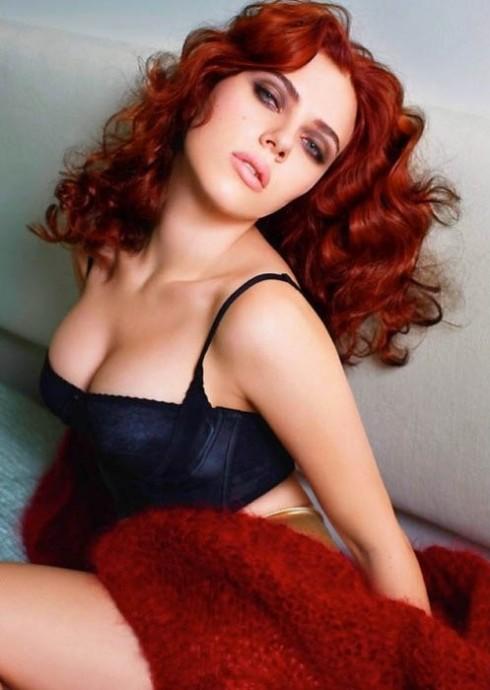 2. Diễn viên Scarlett Johansson
