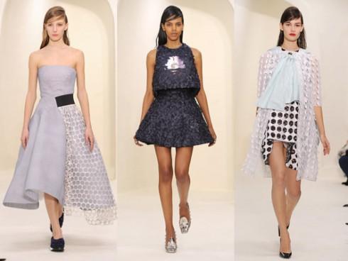 Raf Simons cho Dior - SS/14