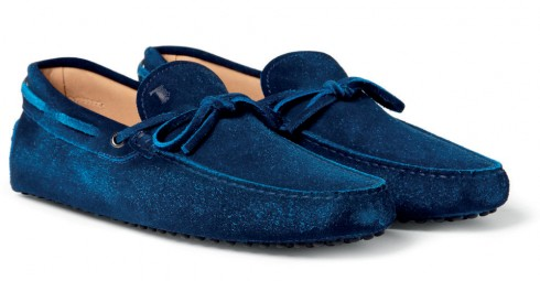 Giày driving shoes Tod's