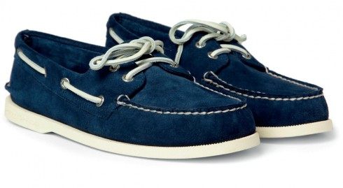 Giày boat shoes Sperry Top Sider