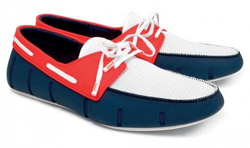Giày deck shoes Swims