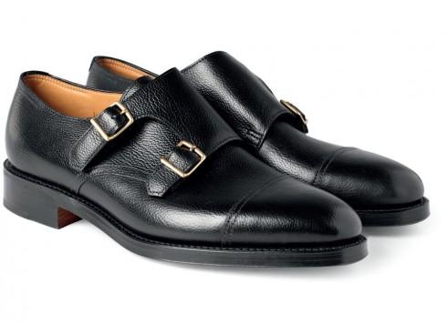 Monk-Strap <br/>Giày có phần khóa cổ điển để thay thế kiểu cột dây. Hai biến thể nổi bật là da lộn và loại 2 khóa.