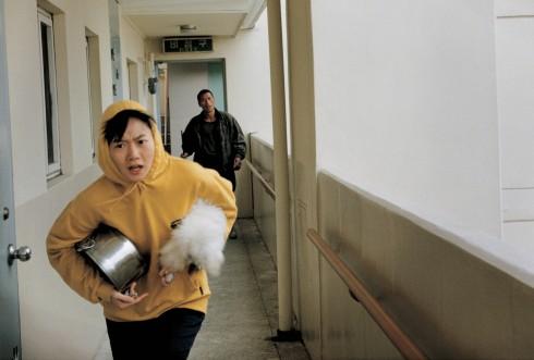 Barking Dogs Never Bite - phim truyện dài đầu tay của Bong Joon Ho