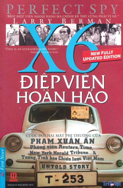 Bên cạnh cuốn sách của Thomas Bass, có một cuốn sách khác cũng nổi tiếng không kém về Phạm Xuân Ẩn. Điệp viên hoàn hảo, cuốn sách được coi là cuốn hồi kí không chính thức của Phạm Xuân Ẩn, dựa trên những cuộc phỏng vấn của nhà sử học người Mỹ Larry Berman với ông trong suốt 5 năm, cũng đã được dịch ra tiếng Việt. Tác phẩm này đã được mua bản quyền để dựng thành phim.