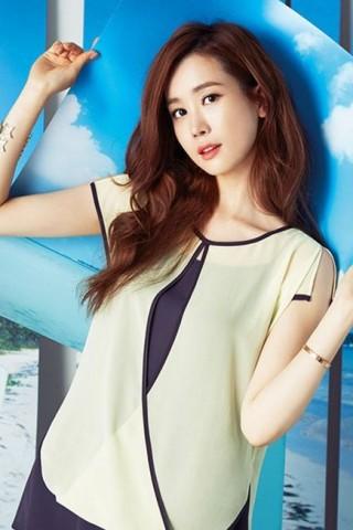 Thời trang của Lee Da Hae trong