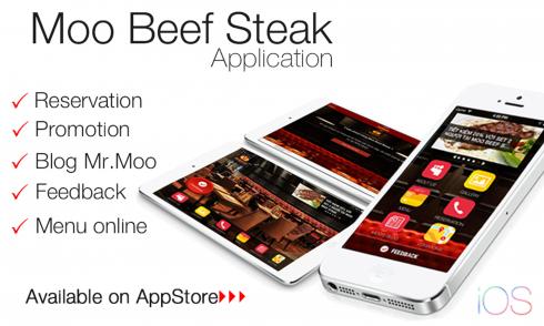 Moo Beef Steak